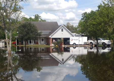 Water Damage Homewood AL